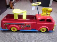 WYANDOTTE FIRE ENGINE Available For Sale $295 OBO.