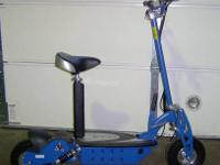 These are new X-Treme Scooters great for the kids,