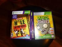 I have (4) X box 360 games for sale. Can offer