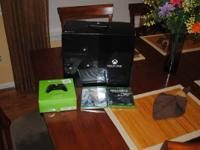 I have a X-Box One brand new in box, sealed never