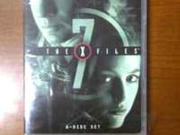 X-files season 7, never opened. Call or text  Location: