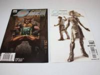 X MEN MARVAL COMIC BOOKS SET OF (2) MINT CONDITION 2007