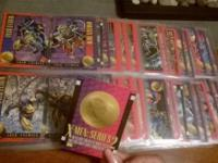 I have Mint condition Marvel Comic Cards. X Men Series