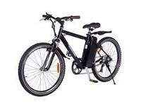The XB-300-SLA is a battery powered Electric Bicycle,