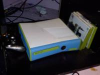 im selling my custom xbox 360 for 120 comes with mw3