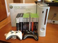Planning to sell my Xbox 360 Pro and games. There is