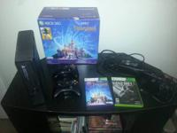Like new Xbox 360 with Call of Duty Black Ops II,
