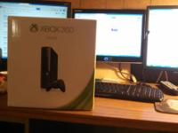 I have a mint condition xbox 360 250 gb hard disk with