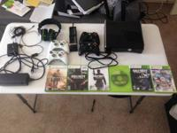everything in the picture is included being. . . xbox