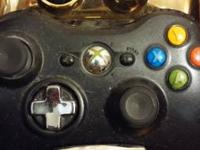Xbox 360 250gb slim has 2 operators with rechargeable
