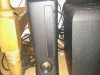 I'm offering a 250gb Xbox 360 console with several