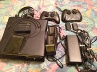 Everything works, good shape: Used XBox 360 with a