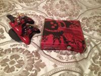 I have a like new 320GB Gears of War special edition