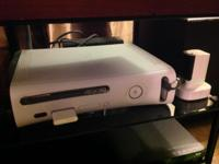 I have an xbox 360 with Kinect for sale in outstanding