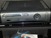 I have a 250gb Xbox 360 elite for sale. Included are