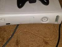 I have a xbox 360 6 games 1 wireless controller and a