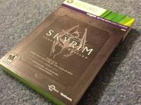 Skyrim: Legendary Edition for Xbox 360 - $20 Like new,
