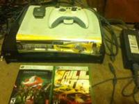 I have a used xbox 360 in great condition we ended up