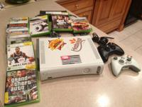 Included 20 GB hard drive 2 controllers Comes with one