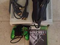 I have a customized Xbox 360 for sale I recently