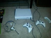 I have an Xbox 360 console for sale. In prastean