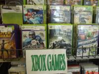 XBOX 360 GAMES  $10.00   show contact info