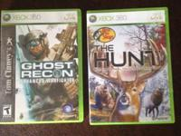 $12 each or $20 for both: Ghost Recon - Advanced
