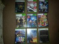 Have Some xbox 360 games for sale $15 Each or all for