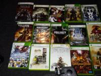 $20 dollars per game or best offer. All games are