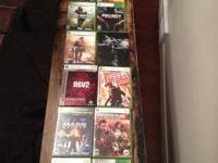 Great Xbox 360 Games In Excellent Condition - Adult