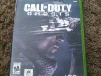 I am selling the following XBOX 360 video games:.  Call