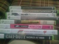 Sup, selling my 360 games. My xbox about 6 months
