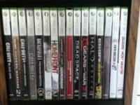 have lots of games from call of duty to halo battle
