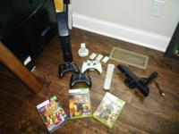 Xbox 360 Gaming Bundle: Includes: - Console (4GB