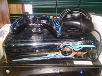 I am selling my halo 4 edition Xbox 360 with