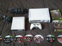 I have a Xbox 360 ( w/20 Gig HDD) in excellent