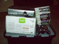 i'm selling my barely used limited edition MW3 console