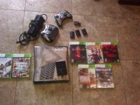 I have a 320 gb Modern Warfare 3 Limited Edition Xbox