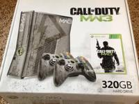 What I've is just a MW3 Specific edition Xbox with a