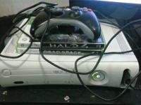 have  a 360 with controllers plug and play charger halo