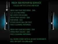 . PS3 REPAIR SERVICE. ALL REPAIR COME WITH A 30 DAYS