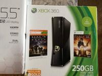 I'm looking to sell my xbox 360 slim 250gb package lots