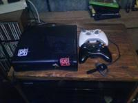 alright people today i have a 250 gig slim xbox for