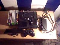 Selling an xbox 360 for $250 dollars -xbox 360 slim