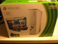 Xbox 360 special edition with Skylanders spyros