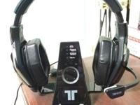 For sale is my Tritton Warhead headset. It has actually