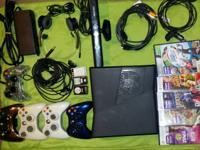 $200 OBO. Selling my xbox 360 kinect bundle. Comes with