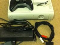 Xbox and all games are in very good condition. The xbox