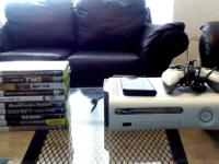 Cheap xbox 360 bundle includes:  Xbox 360 console with