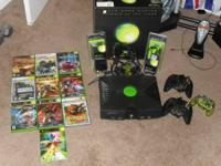 I have an original xbox with all the cables 3